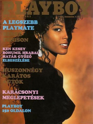 Playboy Hungary - Dec 1990