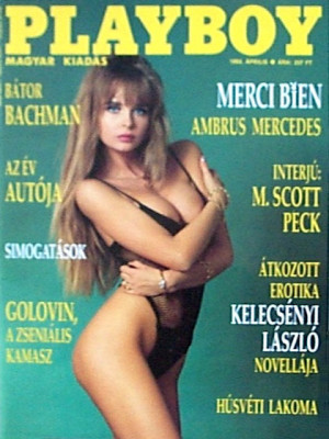 Playboy Hungary - April 1992