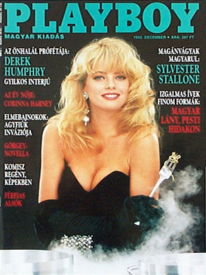 Playboy Hungary - Dec 1992