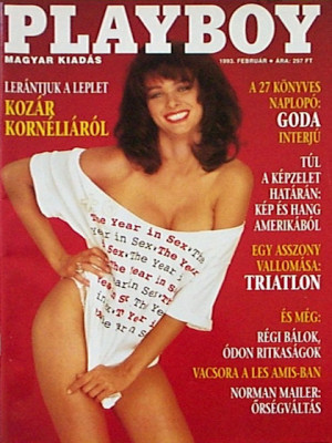 Playboy Hungary - Feb 1993