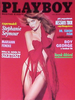 Playboy Hungary - May 1993