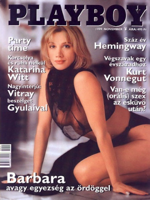 Playboy Hungary - Nov 1999