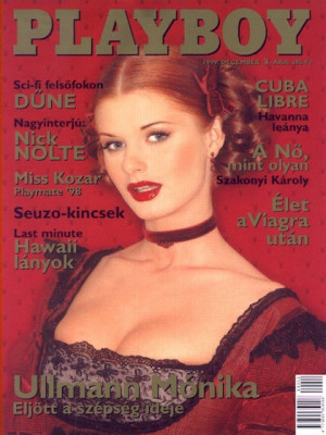 Playboy Hungary - Dec 1999