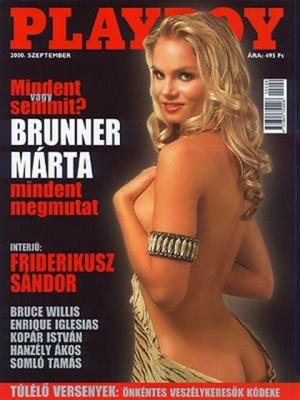 Playboy Hungary - Sep 2000