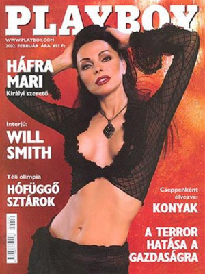 Playboy Hungary - Feb 2002