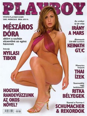 Playboy Hungary - March 2002