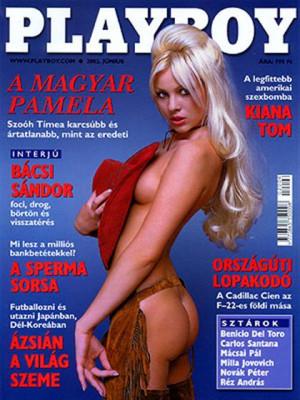 Playboy Hungary - June 2002