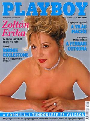 Playboy Hungary - August 2002
