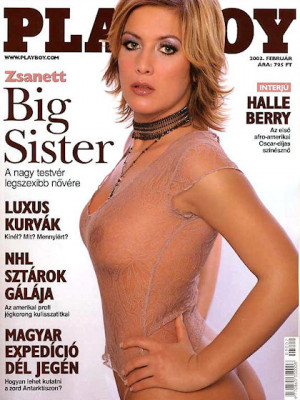 Playboy Hungary - Feb 2003