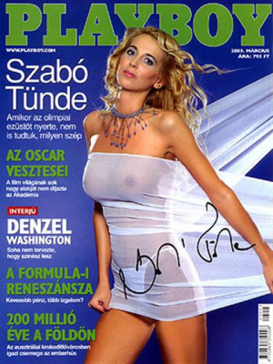Playboy Hungary - March 2003