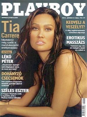 Playboy Hungary - June 2003