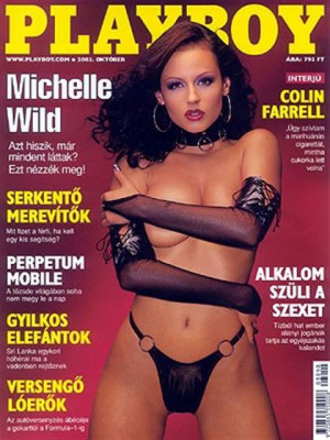 Playboy Hungary - October 2003