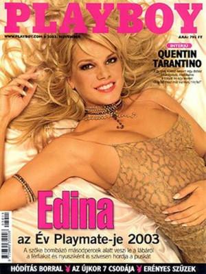 Playboy Hungary - Nov 2003