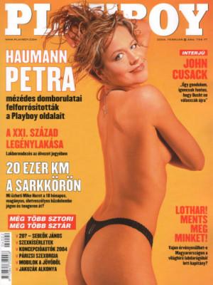 Playboy Hungary - Feb 2004