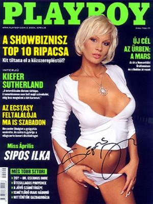 Playboy Hungary - April 2004