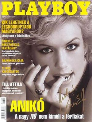 Playboy Hungary - May 2004