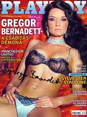 Playboy Hungary - May 2007
