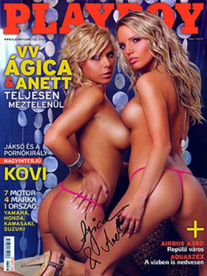 Playboy Hungary - June 2007