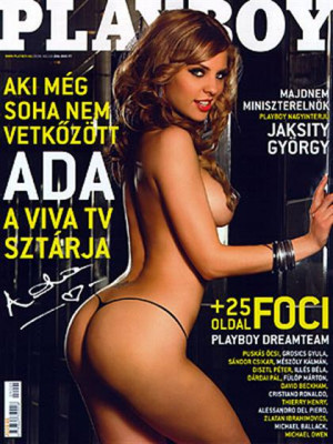 Playboy Hungary - May 2009