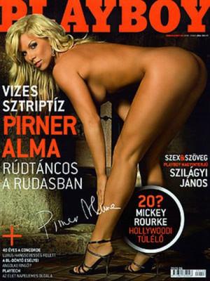 Playboy Hungary - June 2009