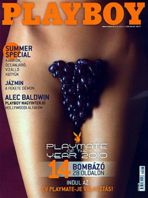 Playboy Hungary - August 2010