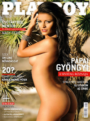 Playboy Hungary - January 2011
