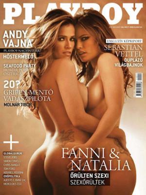 Playboy Hungary - Nov 2011