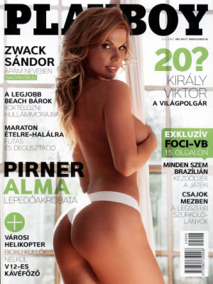 Playboy Hungary - June 2014