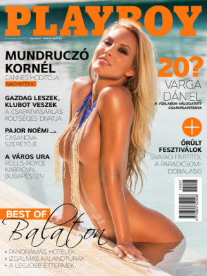 Playboy Hungary - July 2014