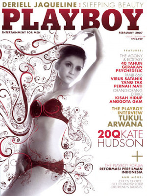 Playboy Indonesia - Feb 2007