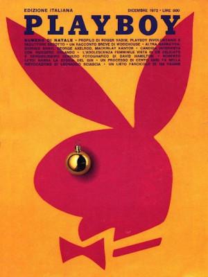 Playboy Italy - December 1972