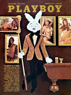 Playboy Italy - January 1973