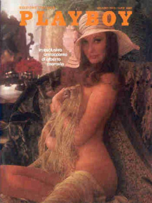 Playboy Italy - June 1973