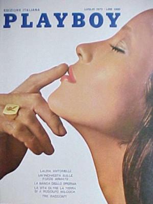Playboy Italy - July 1973