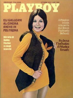 Playboy Italy - October 1973