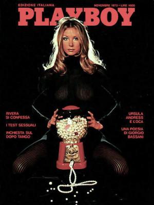 Playboy Italy - November 1973