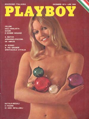 Playboy Italy - December 1973