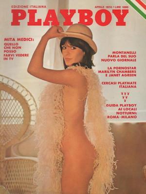 Playboy Italy - April 1974