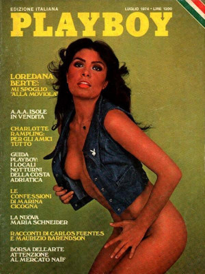 Playboy Italy - July 1974