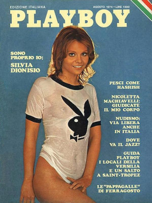Playboy Italy - August 1974