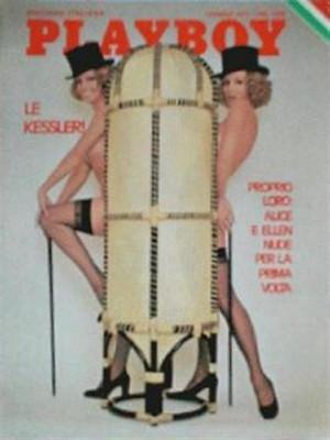 Playboy Italy - January 1975