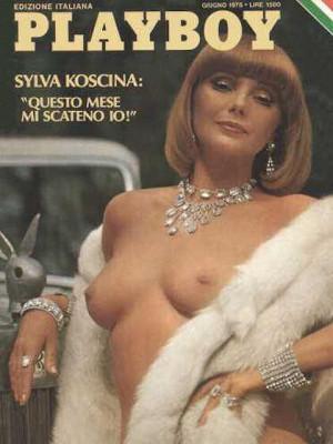 Playboy Italy - June 1975