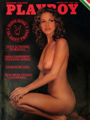 Playboy Italy - August 1975