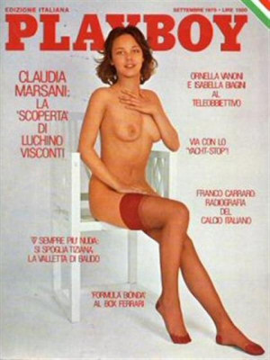 Playboy Italy - September 1975