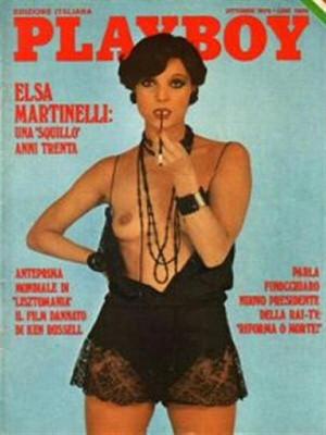 Playboy Italy - October 1975