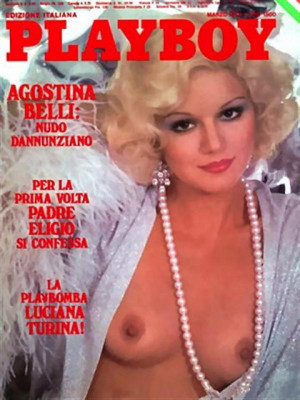 Playboy Italy - March 1976