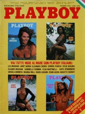 Playboy Italy - June 1976