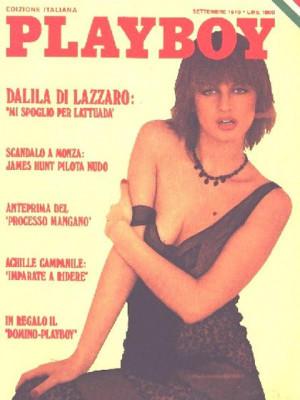 Playboy Italy - September 1976