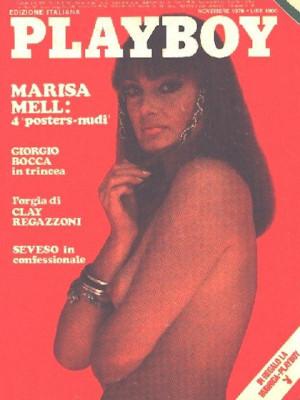 Playboy Italy - November 1976