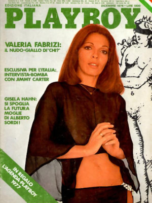 Playboy Italy - December 1976